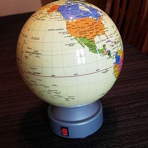 Other - Rotating desktop Globe